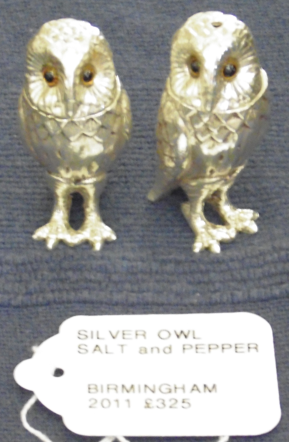 Silver Owls To You!