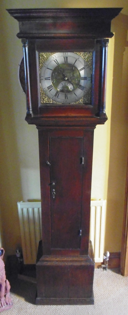 Gloucestershire Longcase Clock in Oak