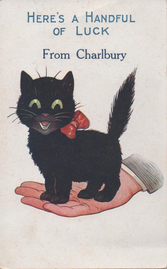 Charlbury Postcard